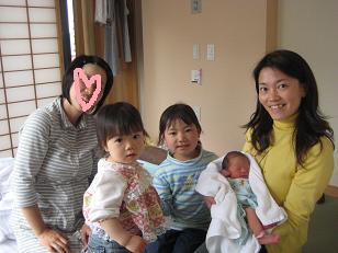 米原さん赤ちゃん