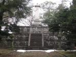 前田利長墓所