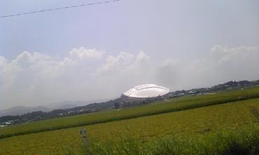 UFO着陸