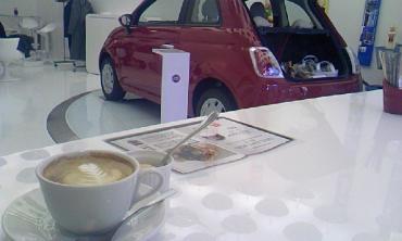 ガレージカフェ