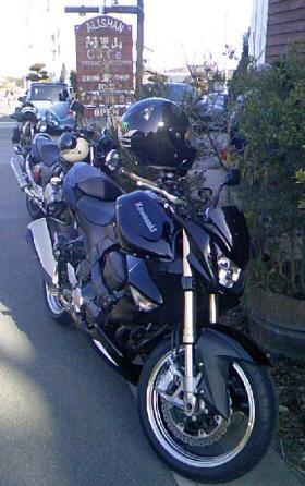 バイク3兄弟