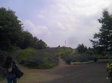 バルコニー山