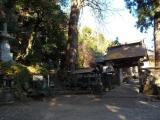 顕鏡寺を通過
