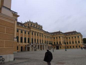 1ウィーンシェーンブルン宮殿