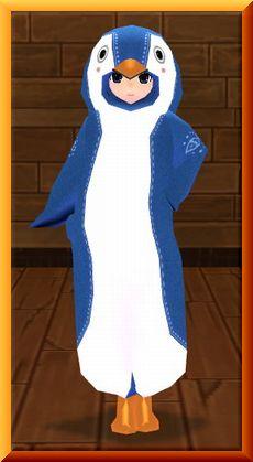 王政錬金術師ペンギン
