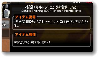 130225格闘スキルトレ2倍Ps