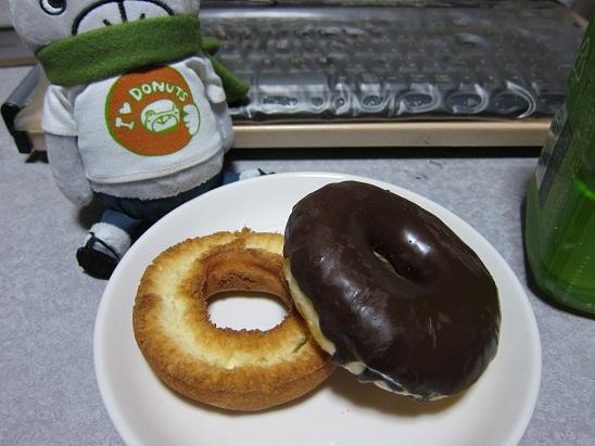 ミスド「定番ドーナッツ」2a