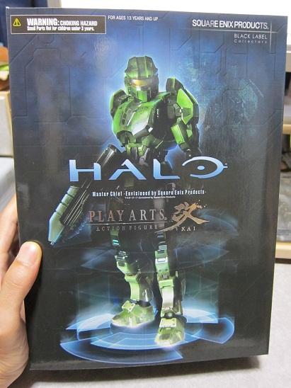 スクウェア・エニックス「Playarts改 HALO Master Chief」