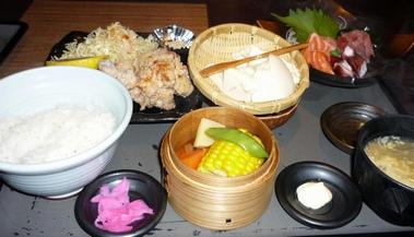 小樽食堂定食