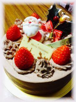 クリスマスケーキ「