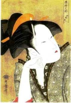喜多川歌麿画1