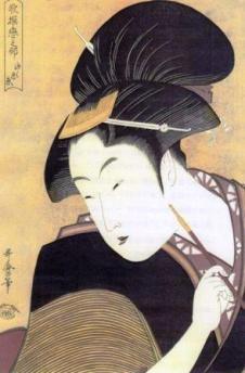 喜多川歌麿画2