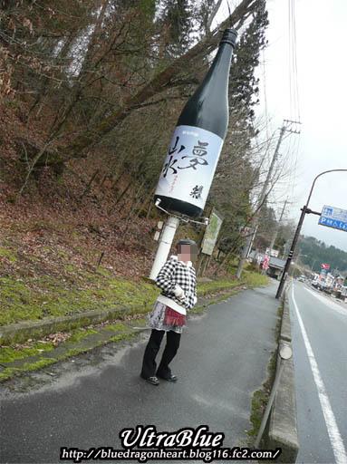 20100314_夢山水看板
