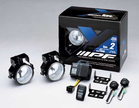 IPF HALOGEN FOG LAMP Rev.X2