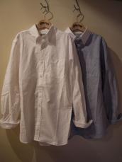 SFC スーピマOXボタンダウンL/Sシャツ