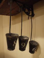 聖林インポート NO.WOOD HUNGER POTS