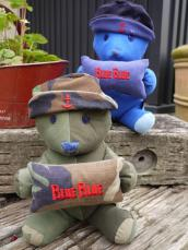HRR BLUEBLUE SMALL BEAR