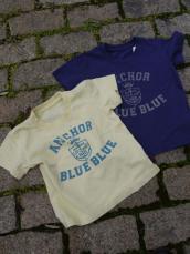 BB アンカーエンブレムBLUE BLUE Kid's S/T
