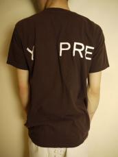 KAPITAL 天竺VネックTシャツ(PREPPY)