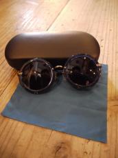KAPITAL 藍裂ボーグ眼鏡
