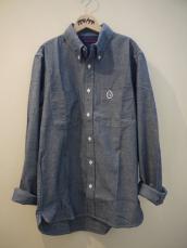BB アンカーブルーシャンブレー BD L/Sシャツ