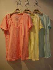 HRM USAファブリックTシャツ