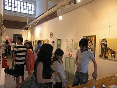 """Kawaii""展 in 上海"
