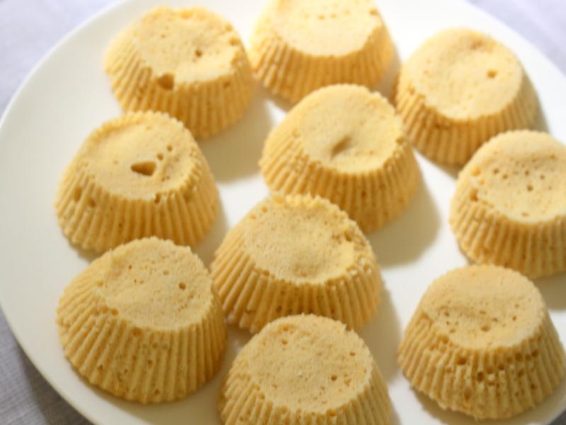 大豆 粉 蒸し パン