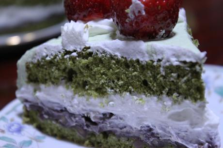 和なケーキ