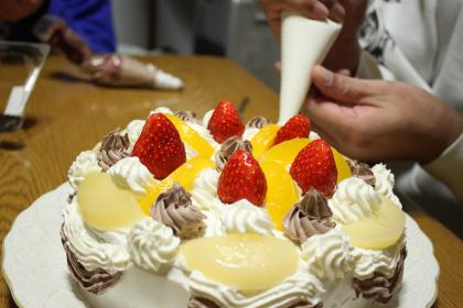 1月のケーキ