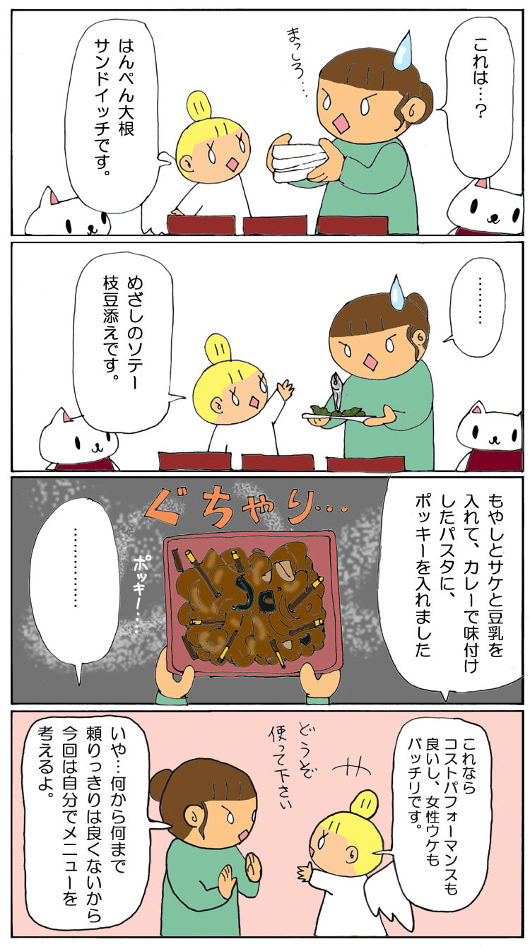 メニュー開発3