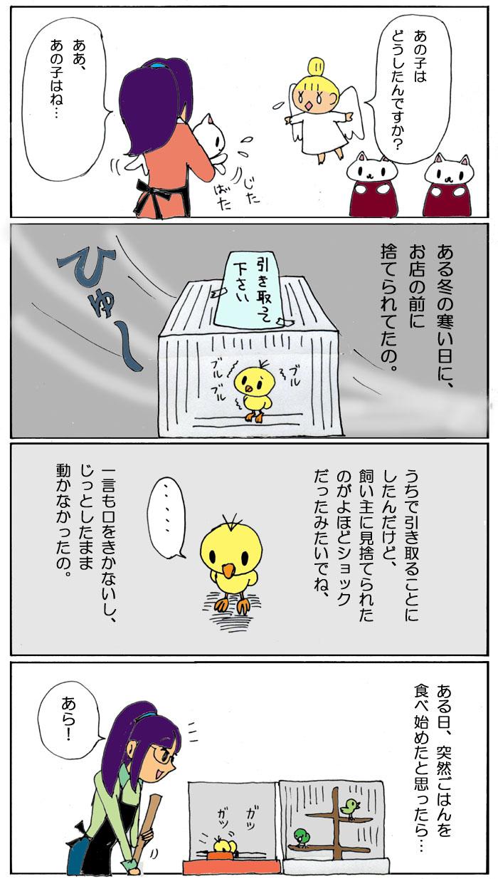 オスカー登場3
