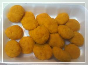 カボチャ餅02