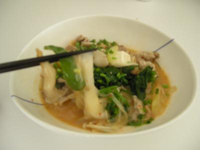 縮小韓国鍋
