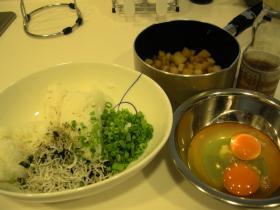 たけのこ炒飯2