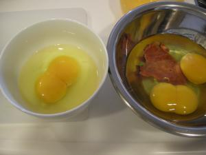 0715双子の卵