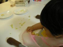 0724卵焼き食べる深琴2