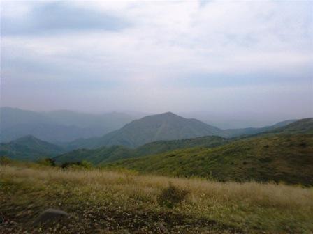 岩樋山頂上からの景色2