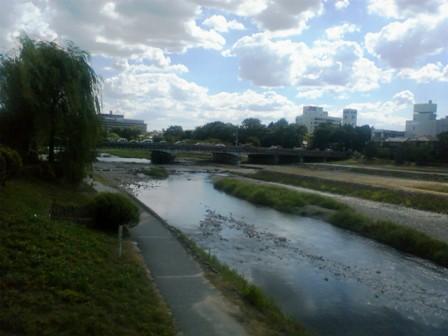 小津が落ちた橋