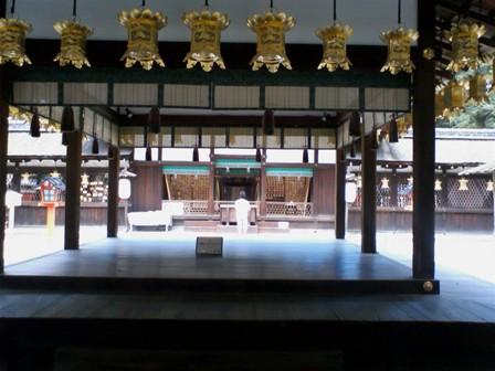 河合神社なか