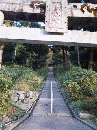 吉備津神社 岩山宮