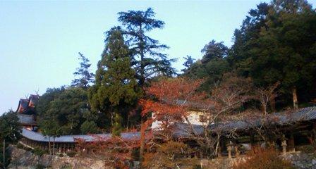 吉備津神社 廻廊6