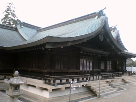 吉備津彦神社 祭文殿2