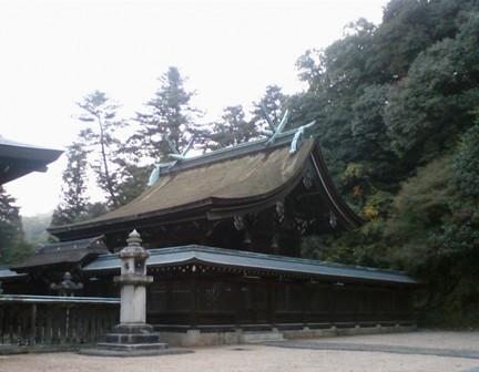 吉備津彦神社 本殿