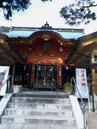 広島東照宮 拝殿