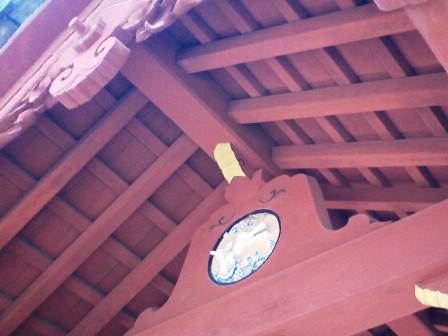 広島東照宮 手水舎