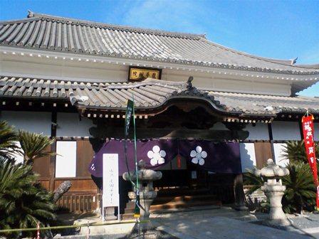 國前寺 本堂