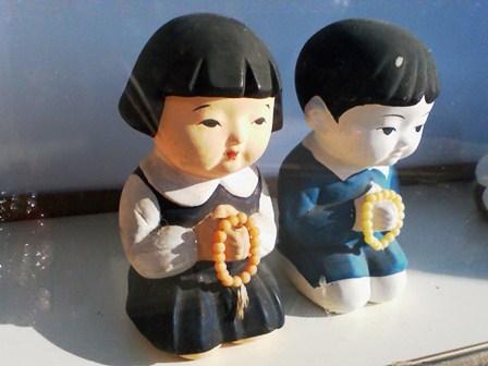 聖光寺 人形(子供)