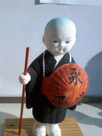聖光寺 人形(一休さん)