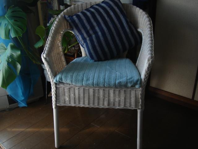 エマニエル夫人の籐椅子2